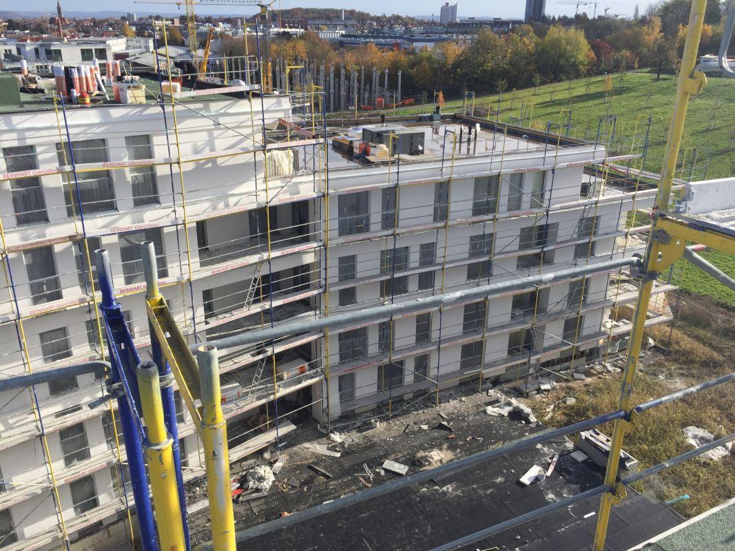 Aktueller Bautenstand 04/2019
