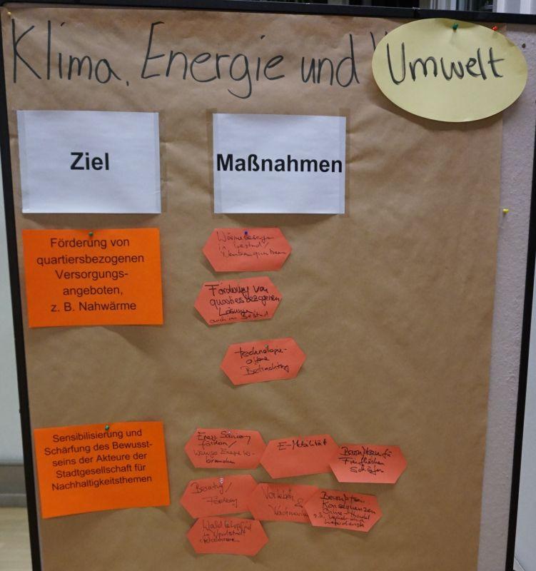 Energie, Klima und Umwelt (Plakat 2)