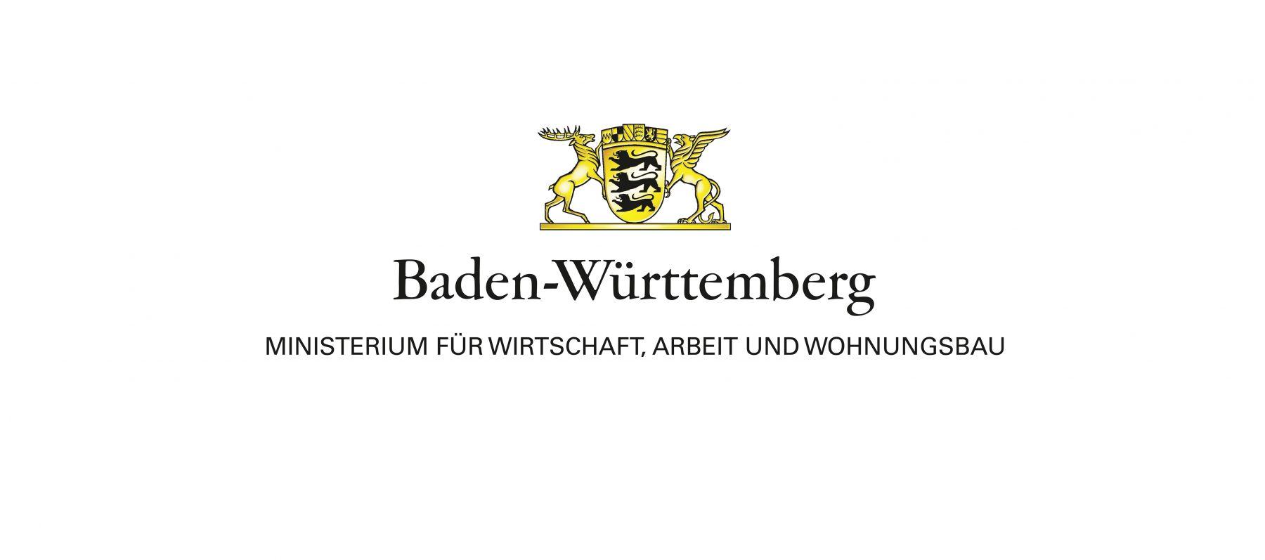 Logo des Wirtschaftsministeriums