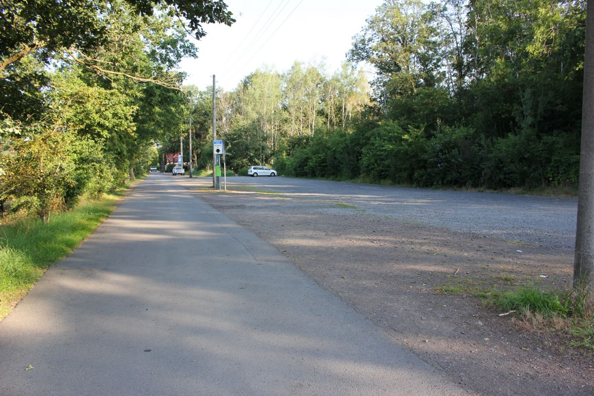 Punkt 12 P6 Birkenweg