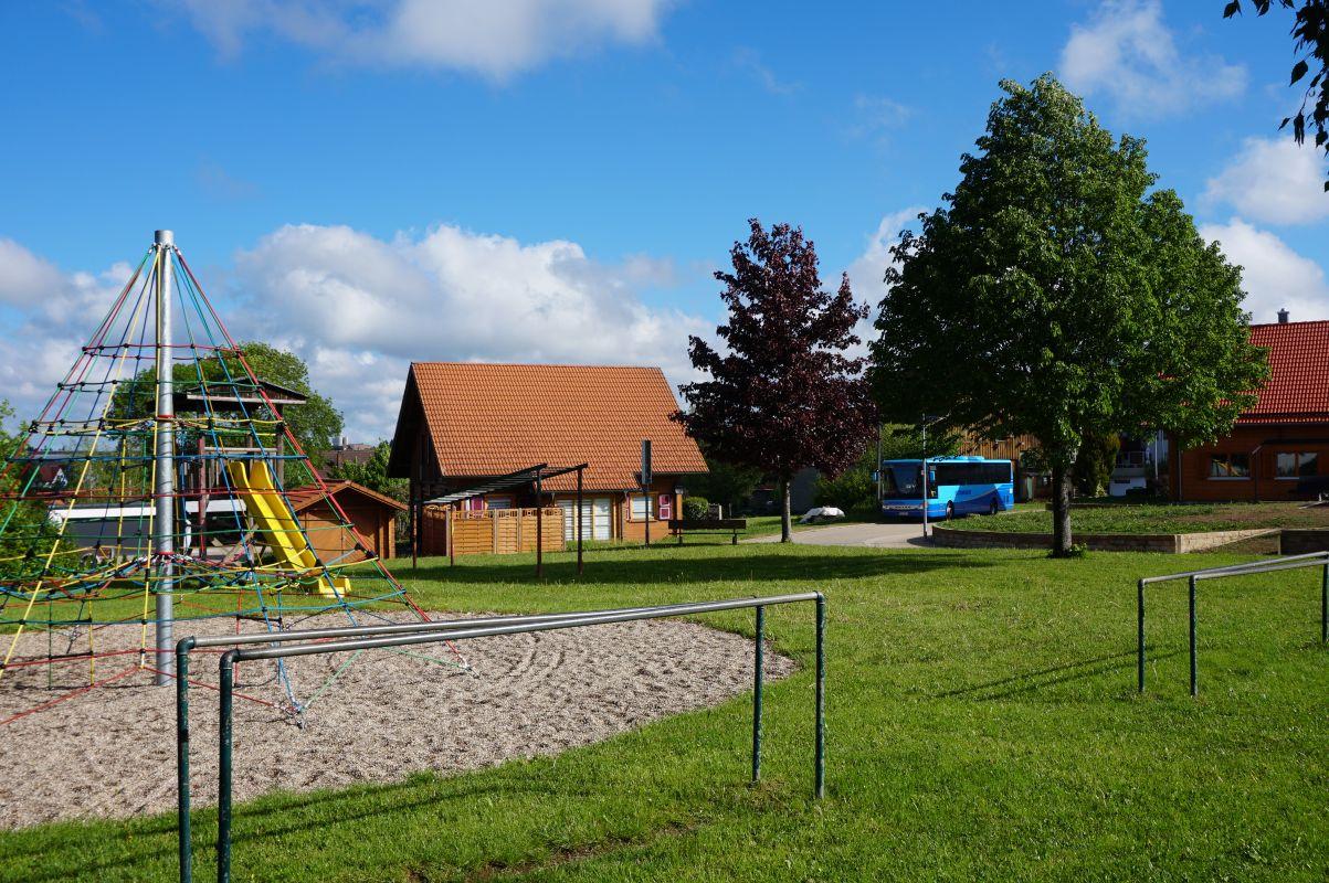 Spielplatz Grundschule Peterzell
