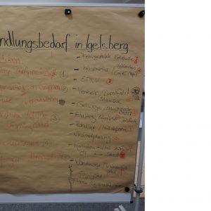 Handlungsbedarf in Igelsberg