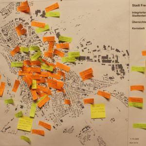 Kernstadt: Stärken & Schwächen