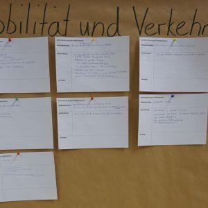 Mobilität und Verkehr (Plakat 3)