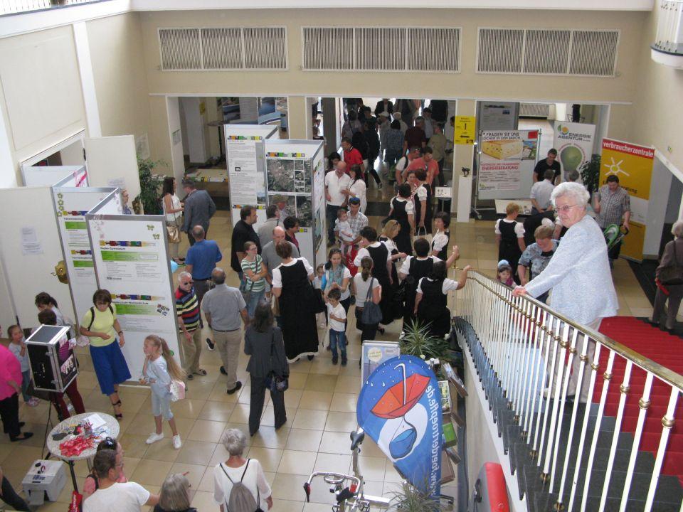 Ausstellung auf der Bürgermesse