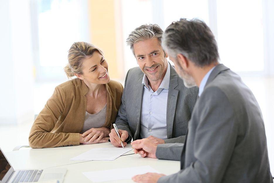Gespräche mit Eigentümern