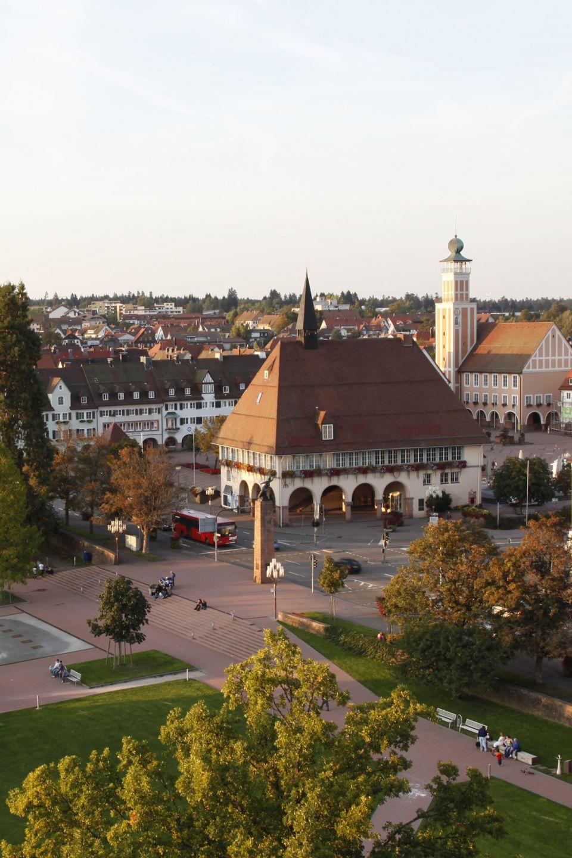 Stadthaus auf dem Marktplatz
