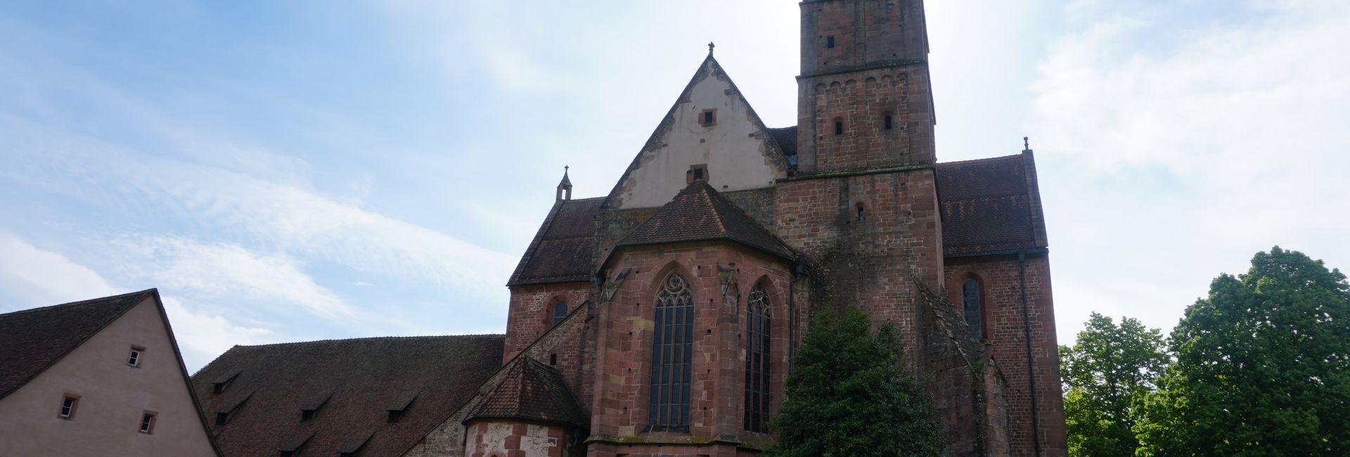 Kloster und Kurgarten