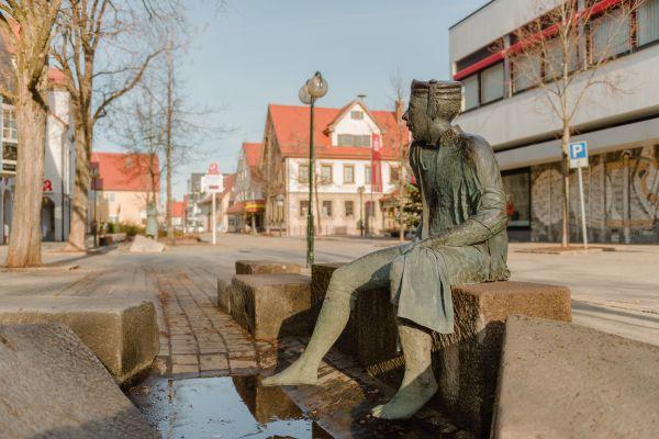 Laichinger Innenstadt