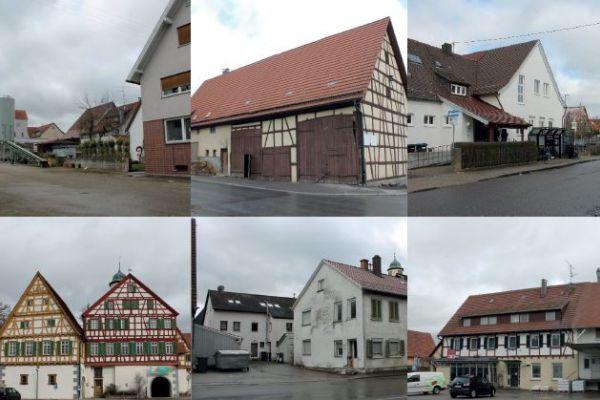 Gebäude in Laichingen Innenstadt/Maierhöfe