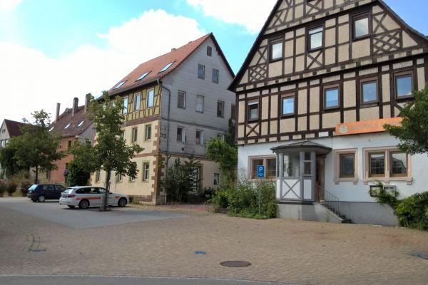Stadtmitte Gerabronn
