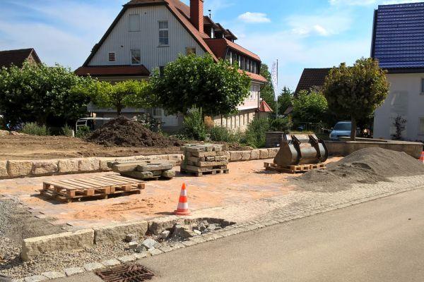 Stadtgarten Herstellung Gerabronn