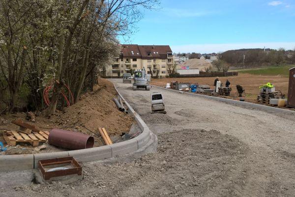 Bauarbeiten 04.04.2018