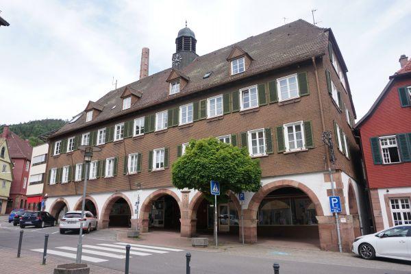 Rathaus in Alpirsbach
