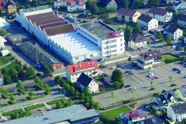 Rutesheim Projektpage Bosch-Areal