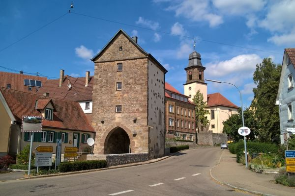 Stadtmitte Gerabronn Header