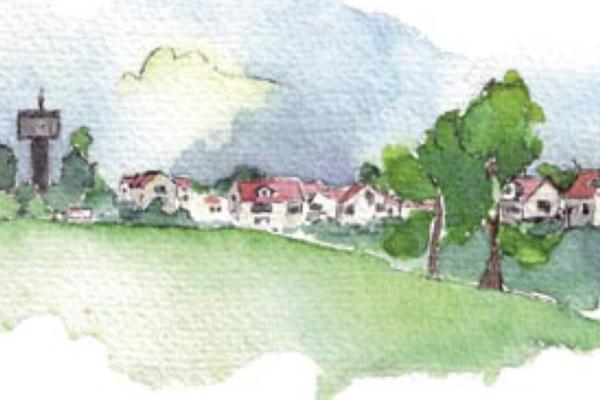 Zeichnung Sickingen