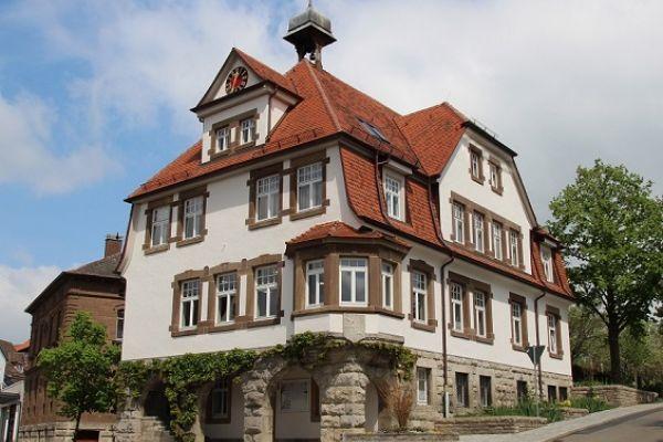 Rathaus von Süden